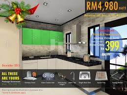 Complete Kitchen Cabinet Packages by Kitchen Cabinet Johor Bahru Promotion 2016 Kitchen