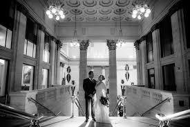 chicago wedding photography new year s thompson chicago wedding jowita robert