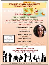 Resume To Apply For A Job by Esl Workshop How To Apply For Job U2013 Events Calendar
