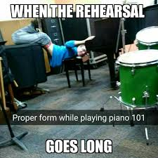 Piano Memes - the best piano music rehearsal memes memedroid
