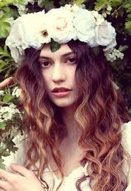 flower headpiece asos marketplace women headpieces