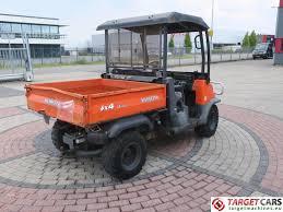 used kubota rtv900 eu 4x4 diesel utv utility vehicle utility