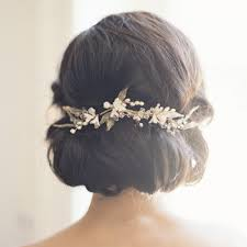 bridal hairstyles bridal hairstyles martha stewart weddings