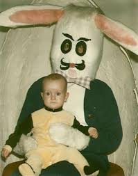 these 45 easter bunnies have traumatized children for life u2026 well