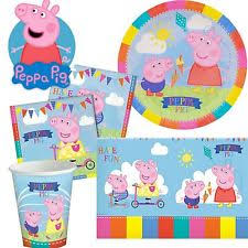 peppa pig party supplies peppa pig party ebay