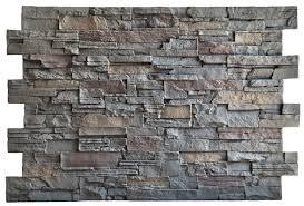 Interior Stone Veneer Home Depot by Exterior Lowes Siding Fake Stone Siding Fake Brick Wall