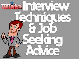 cover letter advice tefl wise