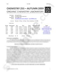 syllabus pdf chemistry 255 with paul at the ohio state