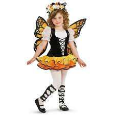 Monarch Butterfly Child Costume Buycostumes Com