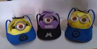 como hacer gorras de fomix del cars gorras foami para fiestas cars minions mickey kity bsf