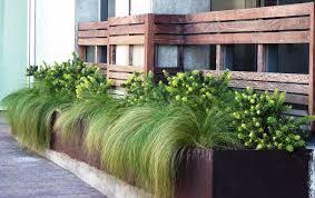 Outdoor Planter Ideas by Best Metal Planters Ideas Iimajackrussell Garages