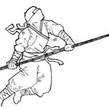 draw ninja coloring draw ninja coloring