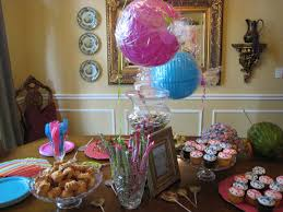 photo baby shower diaper candy holders image