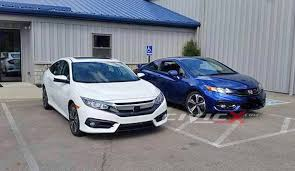 honda civic coupe lx vs ex compare and contrast the 2016 honda civic with the previous generation