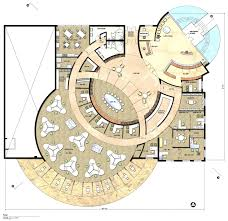 Colby College Floor Plans Round House Floor Planscircular Plans Circular Staircase