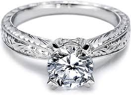 Tacori Wedding Rings by Tacori Solitaire Engagement Ring 10937