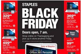 staples black friday ad 2017 money saving