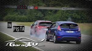 St Vs Abarth 500 Ford St Abarth 500 Ss Peugeot 208 Gti Prova In Pista