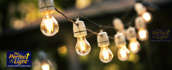outdoor string light chandelier how to hang outdoor string lights the perfect light