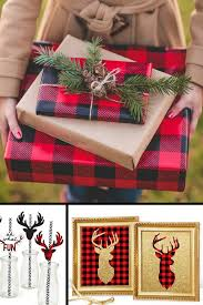 plaid christmas inspiration buffalo plaid christmas decor the daily bubbly