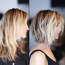 wavy lob haircut tutorial trendy short haircut ideas for all of ladies related postspixie