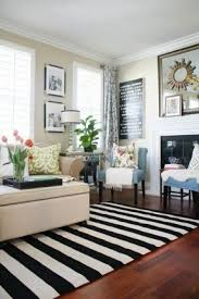 Black And White Striped Accent Chair Pattern Accent Chair Foter