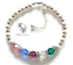 mothers day bracelet 73 best mothers birthstone jewelry images on
