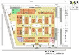 gaur city centre noida extension retail shops mall