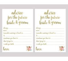 Advice Cards For Bride Best 25 Bride And Groom Game Questions Ideas On Pinterest Bride