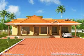 kerala style single floor house sq ft home design including