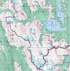 Topo Map Lyautey Area Topo Map Photos Diagrams U0026 Topos Summitpost