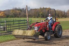 compact farmall 35c compact utility tractors case ih