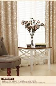 Curtains For Dining Room by New Curtains For Living Dining Room Bedroom Colorful Leaf Language