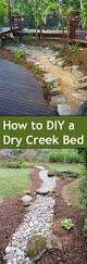 Backyard Landscaping Ideas With Rocks 50 Super Easy Dry Creek Landscaping Ideas You Can Make