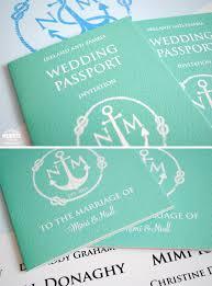 themed wedding invitations passport themed wedding invitations casadebormela