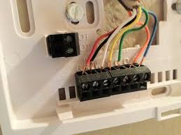 wiring diagrams smart thermostat honeywell wireless thermostat