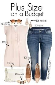 plus size on a budget pastel clothes clothing and stitch