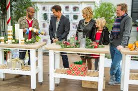 ken wingard shows you how to make a festive centerpiece using