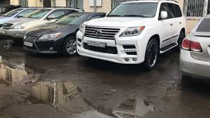 lexus lx 570 interior tuning sergey domushchiy and dmitry alexandrov on drivetribe lexus lx
