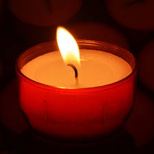 memorial candle memorial candle lighting powell s humble rest funeral home