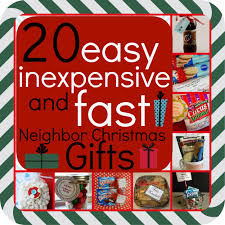 20 easy inexpensive and fast gifts this