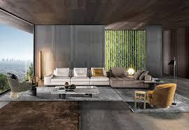 Italian Interior Design Minotti When Italian Design Becomes International Decor Italia