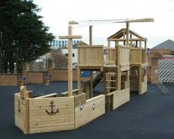 Pirate Ship Backyard Playset by 286 Best Pirate Playground Images On Pinterest Playgrounds