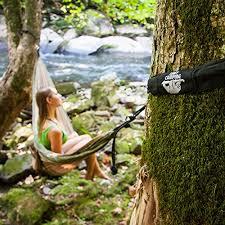 legit camping double hammock lightweight parachute portable