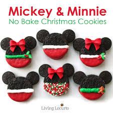 mickey minnie mousees no bake disney treats