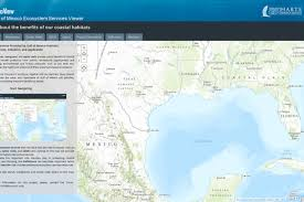 Gulf Of Mexico On Map by Gecoview U2014 Ecosystem Services Provided By Gulf Of Mexico Habitats