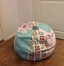 diy stuffed animal storage with a zipper e g bean bag chair by