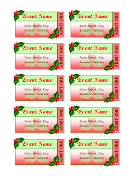 avery tickets template 26 images of ticket printable template criptiques