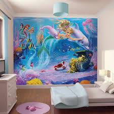 mermaids wallpaper by walltastic great kidsbedrooms the home mermaids wallpaper by walltastic