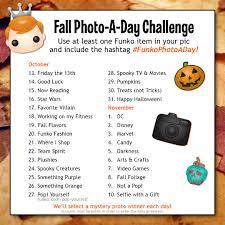 Challenge Instagram Fall 2017 Photo A Day Instagram Challenge Popvinyls